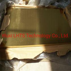 H62 Cuzn40 C28000 C3712 2.036 CW509n CZ109 H60 2.0371 CW608N C35000 Hoja de cobre latón chapa losa