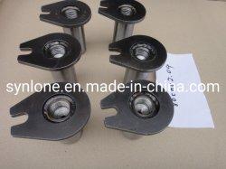 L'Arbre en acier au carbone en acier de l'oreille forger l'Estampage de soudure froide pour des pièces de machine