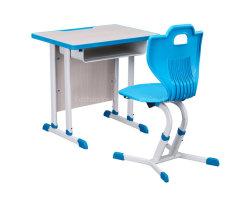 Allgemeiner Kursteilnehmer-Klassenzimmer-Möbel Morden Schule-Schreibtisch und Stuhl (YA-X037A)