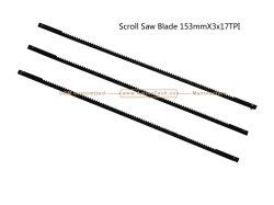 Sägeblatt 153mmX3x17TPI, Handwerkzeuge, Holz schneiden, Jig Sägeblatt