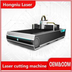 Hoogprecisie optische lasersnijmachine voor metalen platen