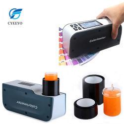 Портативное устройство лаборатории портативные цена фруктов Тест для печати продовольствия Colorimeter масла
