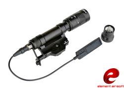 Элемент Airsoft тактических фонарик Surefir M620W LED 200 лм охота лампа Строб лампа военных зон факел Ex378