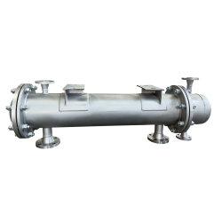 آلة الصهريج الصناعية ذات الألواح الفولاذية الصناعية ومبادل حرارة الأنبوب