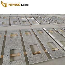 최고 품질의 중국 도매 그래나이트 타일과 G655 화이트 그래나이트