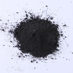 El óxido de hierro en polvo de pigmento negro de la pintura para hormigón, ladrillos/ bloques de pavimento