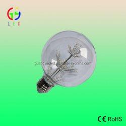 革新的なLED G95の古典的な球根、LED G95の球形の電球、LED G95のお祝いのこつストリングランプ