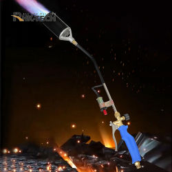 Électronique industrielle GPL Gaz Propane de chauffage de la flamme de la flamme