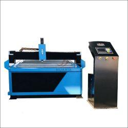 Le CNC tuyau métallique et feuille métallique Plasma Cutter machine de découpe plasma