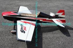S-Bach342-100cc RC Modèle d'avion Fabricant faite de balsa et plan de fibre de verre