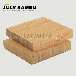 Camada única cor de casca de bambu placa de contraplacado de bancada