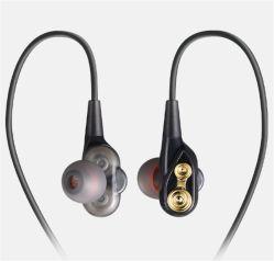 Tws無線Bluetooth防水Earbudsエムピー・スリーのヘッドセットのヘッドホーンの航空ステレオのイヤホーン4Dの音