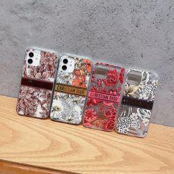 Het aangepaste het Galvaniseren IMD Geval van de Telefoon van de Druk Mobiele voor iPhone 12 het PROGeval van de Telefoon