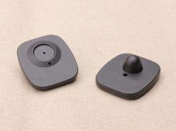 Sistema antirrobo de RF de prendas de vestir Mini Disco magnético de la plaza de la etiqueta EAS Etiquetas de seguridad