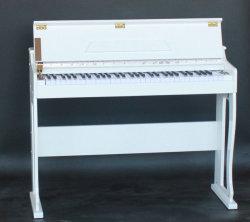 Novo Produto Eletrônico Piano Rosa Grand com microfone de brinquedos para crianças e fezes piano de cauda para crianças
