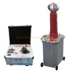 デジタルAC Hipotテスト力頻度抵抗電圧テスター150kv