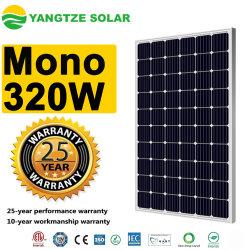 Grau 300W 320W Tamanho Pequeno Painel Solar PV