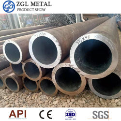 Tubos sin costura Acero al carbono y canalizar un106 Gra&Grb UN53 A519 A197 A210 St44 St52 1010 1045 tubos de acero cuadrado redondeado tubo tubo rectangular galvanizado mecánico