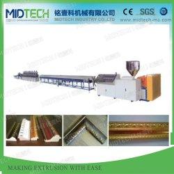 中国の熱い製品は機械装置を作るPSの写真フレームのプロフィールの生産機械ラインかPhoを卸し売りする