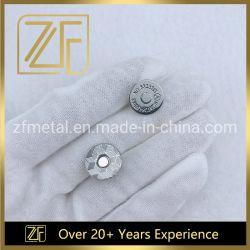 14mm*2mm Botón Snap Accesorios de moda para bolso prendas de vestir