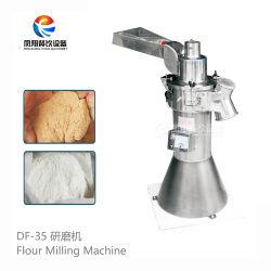 Automatisches elektrisches Kraut-Mais Gralic Puder des Paprika-Df-35, das reibende Mehl-Fräsmaschine herstellt