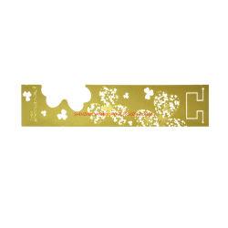 Травление металла режущей умирают ремесел творческих закладки латунные декоративные закладки