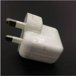 UK/Us/EU/Au Stop 2.4 de Adapter van de Macht van de Lader van de Muur van de AMPÈRE 12W USB