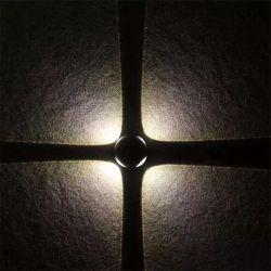 El paisaje global moderna 12 vatios de iluminación LED Lámpara de pared