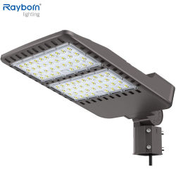 Ce светодиодный индикатор на улице Shoebox лампы для замены галогенной с мощностью 150 Вт 200W