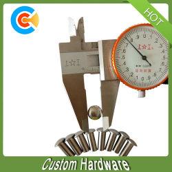 Rebite de guarnições de travão rebites de aço para o botão da embreagem