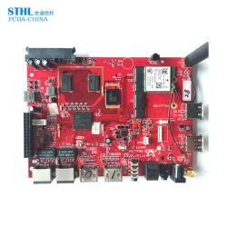 Fornecedor de PCB GSM Antena PCB placa PCB Switch POE