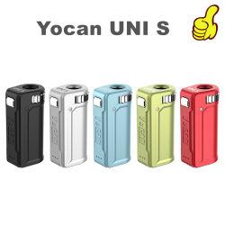 Оптовые цены на нефть подъемом Yocan Uni S Электронные сигареты испаритель с 5 цветов