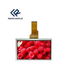 Rg070tn94 risoluzione 800*480 schermo LCD TFT da 7 pollici ad alta luminosità