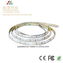 Striscia flessibile 30 LED di SMD 5050 RGB LED per tester