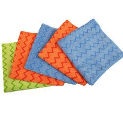 Cheap Cuisine Micro fibre de chiffon en microfibres lavage de voiture de tissu en microfibre de nettoyage