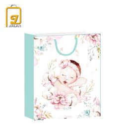 새로운 사랑스러운 아기 선물 포장 친환경 종이 쇼핑 가방