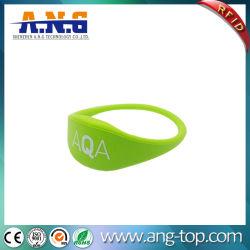 Bracelets en Silicone NFC RFID pour la plage / Piscines / Waterparks