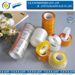 La qualité de divers articles de papeterie Okh BOPP Bande à partir de l'emballage