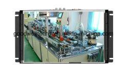 16: 9 자동화 시스템을%s 접촉 10.1 인치 LCD 열린 구조
