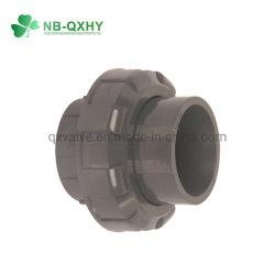 Tubo de tomada de PVC DIN Conexão Conjunta da União para o abastecimento de água Pn16