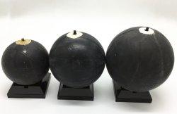 China feitas de borracha de futebol bexigas preço de fábrica Paquistão lado a esfera de costura