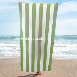 Stripe Ultra toalha de praia, toalhas de praia de cor sólida