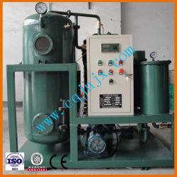 Tzl-100有効な真空の油純化器、タービン油純化器