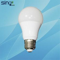 A60 7W 80LM/Вт Светодиодные лампы освещения с E27 базы Ce RoHS Certifiation