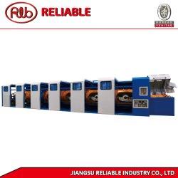 Vitesse élevée de type tubulaire Câble de cuivre et aluminium ou le fil de décisions de la machine d'échouage