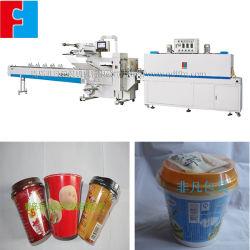 Cup-Nudel-Schrumpfverpackung-Maschine