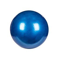 Material PVC Esfera de ioga com logotipo personalizado e Bomba de pedal