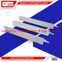 38X240.3mm plano techo/Fut T Tee Tee de rejilla de la suspensión de la barra de techo