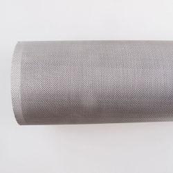 """Tela metallica d'argento della maglia generica dell'acciaio inossidabile 10 per il filtro 12 """" X12 """" da filtrazione dello schermo"""