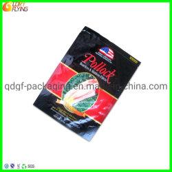Sacchetto di vuoto di imballaggio per alimenti per il sacchetto dell'imballaggio/plastica dei pesci dal fornitore dell'oro